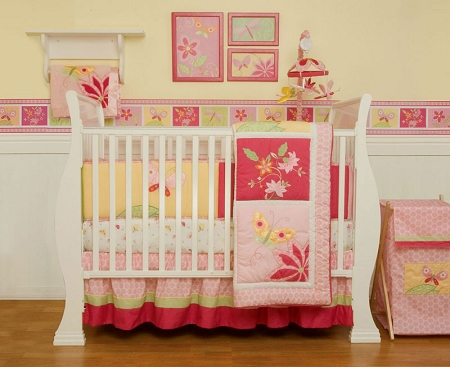 Girl Bedding