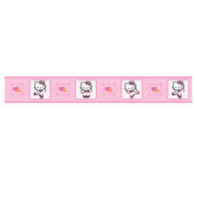 Bedtime Originals Hello Kitty Ballerina Wall Paper Border