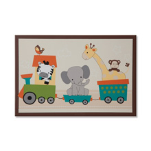 Bedtime Originals Choo Choo Wall Decor