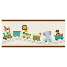 Bedtime Originals Choo Choo Wall Paper Border