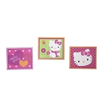 Lambs & Ivy Hello Kitty Garden Wall Decor