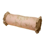 Lambs & Ivy Little Princess Roll Pillow