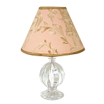 Lambs & Ivy Little Princess Lamp & Shade