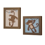 Lambs & Ivy Giggles Wall Decor