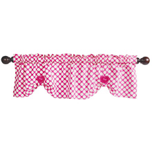 Lambs & Ivy Puppy Tales Window Valance