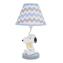 Lambs & Ivy My Little Snoopy Lamp Base & Shade