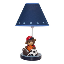 Lambs & Ivy Future All Stars Lamp Base & Shade