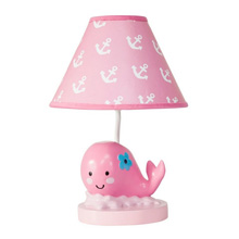 Lambs & Ivy Splish Splash Lamp Base and Shade