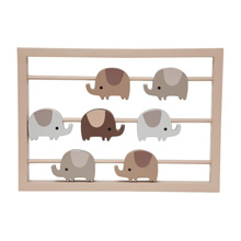 Lambs & Ivy Oatmeal Cookie Wall Decor