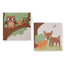 Lambs & Ivy Woodland Tales Wall Decor