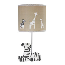 Lambs & Ivy Elias Lamp with Shade and Bulb
