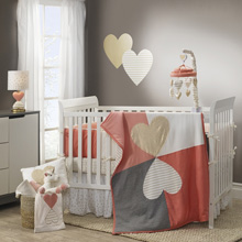 Lambs & Ivy Dawn 3 Piece Bedding Set