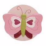 "Lambs & Ivy ""Raspberry Swirl"" Night Light"