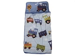 Lambs & Ivy Trains Nap Mat