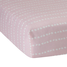 Lambs & Ivy Layla Mix and Match Collection Fitted Crib Sheet