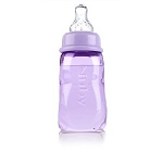 Nuby Bottle Nurser 4oz in Print