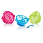 Nuby Easy Go™ Suction Bowl and Spoon