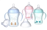 Nuby Natural Touch Softflex™ 3 Stage Natural Nurser™