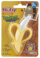 Luv n Care Nuby Banana Gum Massager