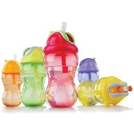 Nuby No-Spill™ Flip-It™ Sipper Cup, 12oz