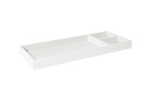 Million Dollar Baby Universal  Wide Removable Changing Tray Warm White