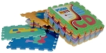 Ideal Baby & Kids 9 pc. Creative Foam Mat