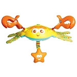 Tiny Love Crosby Clip on Crab Stroller Toy