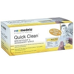 Medela Quick Clean Breastpump Wipes