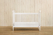 Franklin & Ben Liberty 3 in 1 Crib, White