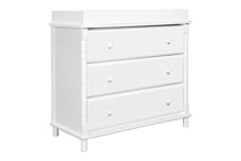 DaVinci Jenny Lind 3 Drawer Changer, White
