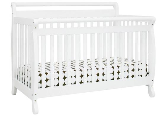 Davinci Emily 4 In 1 Convertible Crib With Toddler Rail