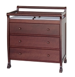Million Dollar Baby Kalani 3 Drawer Changer in Cherry