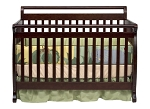 Million Dollar Baby Emily 4 in 1  Crib in Espresso