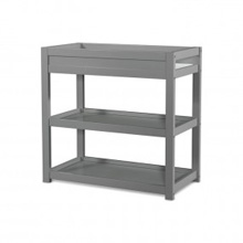 Child Craft Mod  Dressing Table Cool Gray