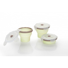 Babymoov Silicone Container Set of 3