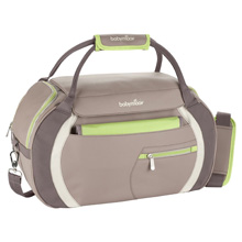 Babymoov Changing Bag Sport Style - Almond & Taupe