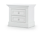 Munire Capri Nightstand in White