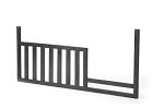 Munire Savannah Toddler Guard Rail in Onyx