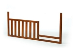 Munire Coventry Toddler Guard Rail in Classic Chestnut