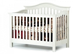 Munire Coventry Lifetime Convertible Crib in White