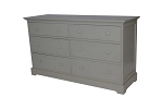 Munire Chesapeake Double Dresser in Grey