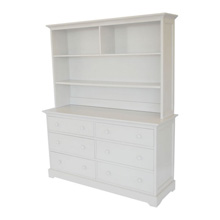 Munire Chesapeake Hutch White