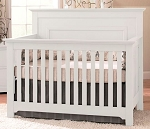 Munire Chesapeake Full Panel Convertible Crib in White