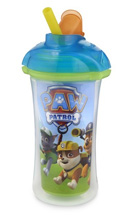 Munchkin PAW Patrol™ Click Lock™ Insulated Straw Cup - 9oz (Blue)