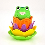 Munchkin®  Magic Color Lily Pad Stackers 18+ Months