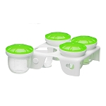 Munchkin Fresh Food Freezer Cups 4PK
