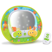 BRICA® by Muchkin Baby In-Sight® Magical Firefly Auto Mirror