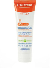 Mustela® Broad Spectrum SPF 50 Mineral Sunscreen Lorion 3.4 oz