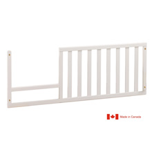 Natart Allegra Toddler Gate in French White