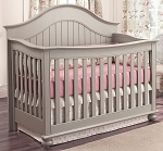 Munire Nantucket Crib Light Grey